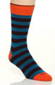 Etiquette Clothiers Rugby Stripe Sock WRS11