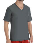 Ex Officio Give-N-Go V-Neck T-Shirt-DNAYET 2422170