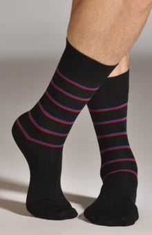 Retro Stripe Sock