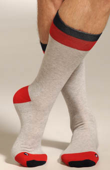 Heel/Toe Sock