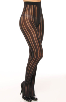 Ornamental Stripes Tight