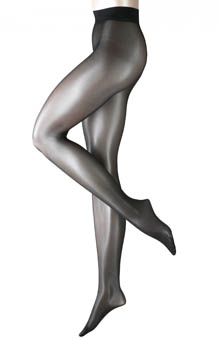 Transparent Shining Pantyhose