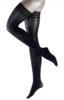 Falke 41551 Semi-opaque Matte Stay-up Thigh-Highs