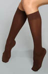 Sensitive Top Semi Opaque Knee High