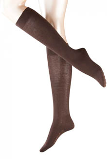 Falke 47626 Sensitive London Cotton Knee High Socks