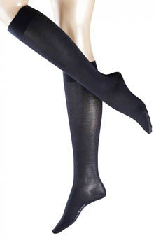 Falke Cotton Touch Knee High Socks 47632