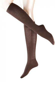 Falke Family Cotton Knee High Socks 47645