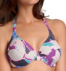 Martinique Underwire Halter Bikini Swim Top