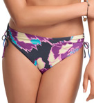 Martinique Adjustable Leg Brief Swim Bottom