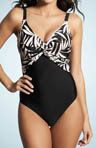 Madrid Twist Front Suit Swimwear