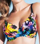 Santa Rosa Underwire Full Cup Bikini Swim Top Image