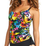 Santa Rosa Underwire Adjustable Tankini Swim Top Image