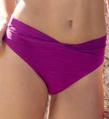 Guadeloupe Classic Twist Brief Swim Bottom