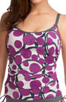 Key West Underwire Scoop Neck Tankini Swim Top