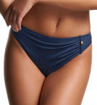 Bali Classic Draped Swim Bottom DNA