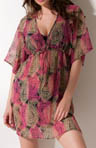 Adelaide Kaftan Swim Cover Up