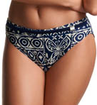 Aruba Mid Rise Brief Swim Bottom DNA