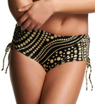 Fantasie Mauritius Adjustable Leg Short Swim Bottom FS5682