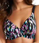 St. Lucia Underwire Full Cup Bikini Swim Top DNA