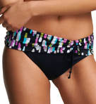 St. Lucia Fold Brief Swim Bottom