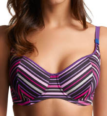 Costa Rica Underwire Padded Balcony Swim Top