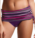 Costa Rica Skirted Brief Swim Bottom