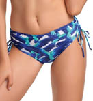 Fantasie Cancun Adjustable Leg Short Swim Bottom FS5718