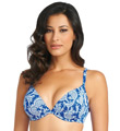 Fantasie Kashmir Underwire Padded Plunge Bikini Swim Top FS5743