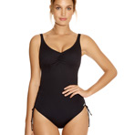 Versailles Underwire V-Neck Swimsuit Image