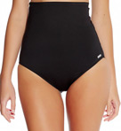 Versailles High Waist Control Brief Swim Bottom Image