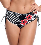 Genoa Adjustable Leg Swim Short