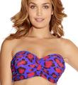 Fantasie Portofino Underwire Twist Bandeau Bikini Swim Top FS6000