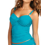 Fantasie Swimwear Montreal Twist Front Tankini Swim Top FS5433