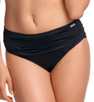 Fantasie Swimwear Versailles Deep Gathered Control Brief Swim Bottom FS5752