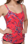 Fantasie Swimwear Kyoto Underwire Adjustable Side Tankini Swim Top FS5790