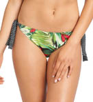 Fantasie Swimwear Malola Mid Rise Scarf Tie Brief Swim Bottom FS5903