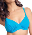 Cairns Underwire Gathered Full Cup Swim Top Image