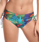 Fantasie Swimwear Dominica Adjustable Leg Short Swim Bottom FS5964
