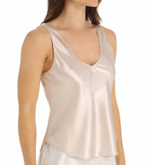 Farr West Charmeuse Reversible V-Neck Camisole