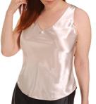 Emily Charmeuse Plus Size Camisole Image