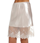 "Farr West Heirloom Rose 20"" Half Slip 559"