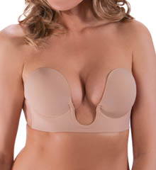 Backless Strapless U Plunge Bra
