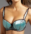 Fauve Lucia Underwire Padded Half Cup Bra FV0171