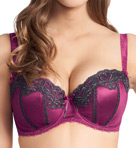 Fauve Veronique Underwire Padded Half-Cup Bra FV0241