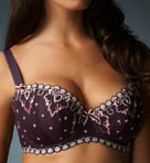 Fauve Marla Underwire Padded Demi Cup Bra FV0291