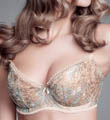 Fauve Lucille Underwire Padded Demi Bra FV0321