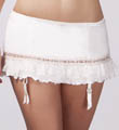 Felina Tricia Skirted Garter Belt 490577