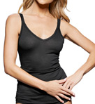 Pure Cotton Thin Strap V-Neck Camisole Image