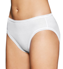 fine lines Pure Cotton Hi-Cut Brief Panty