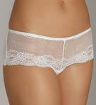 Amelie Lace Front Boyshort Panty
